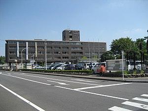 越谷市役所